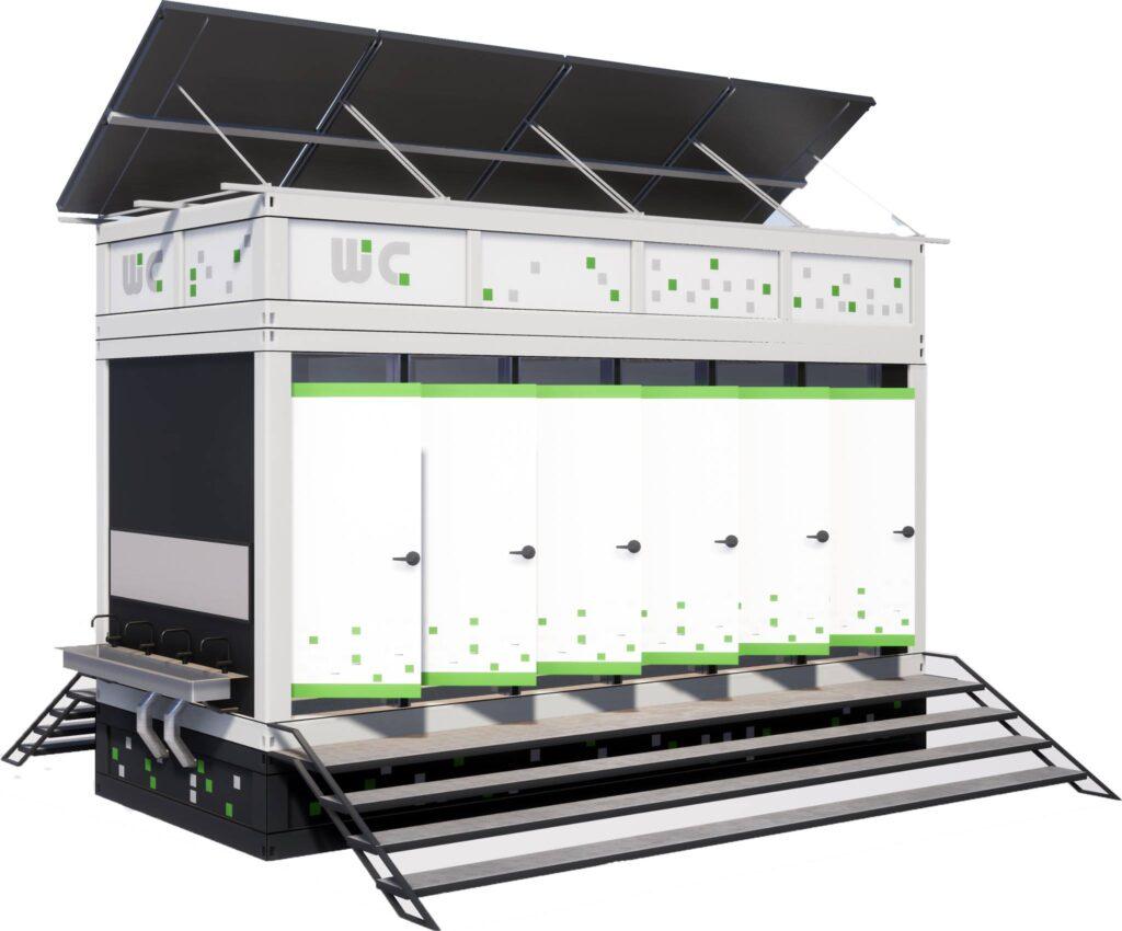 автономный санитарный модуль