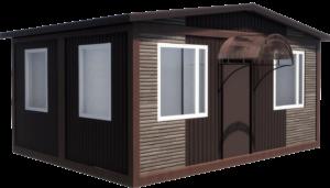 Дачный домик 30 м2