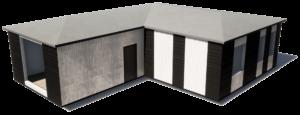 Модульный дом 100 м2