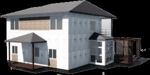 Модульный дом 151 м2