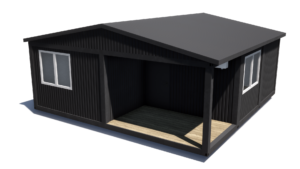 Модульный дом 52 м2