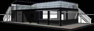 Торговый павильон 250 м2