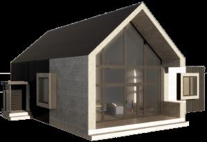 Модульный дом 130 м2
