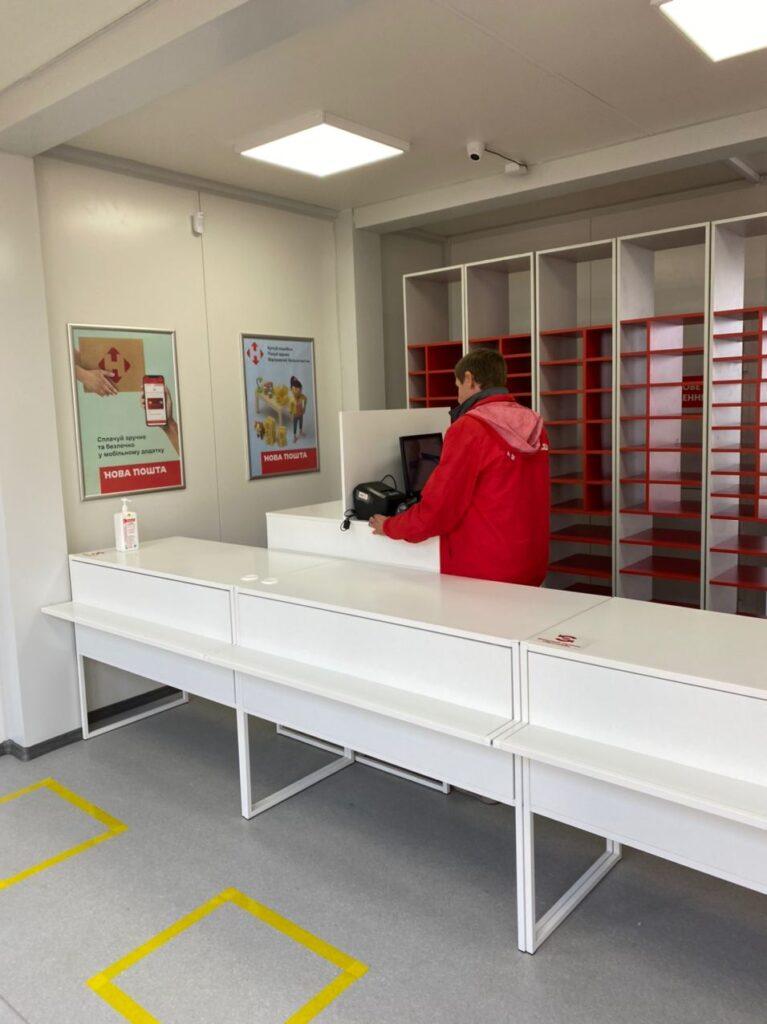 модульные отделения почтовой связи