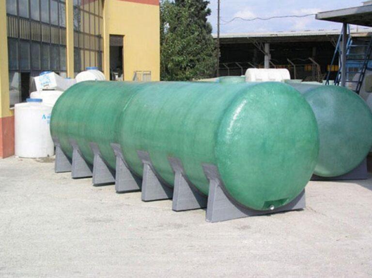 Производство стеклопластиковых емкостей