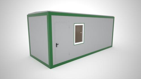 Блок контейнер 15 м2
