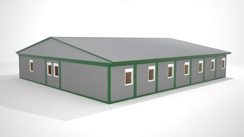 Модульная больница